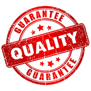 Quality Garanteed