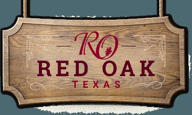 Red Oak Texas Logo